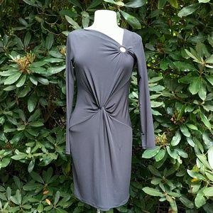 MICHAEL Michael Kors Black Long Sleeve Dress sz S